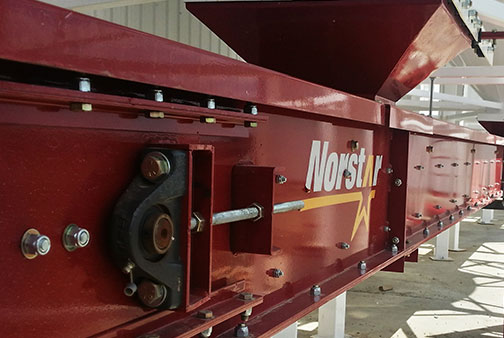 En Masse Chain Conveyors Norstar Industries