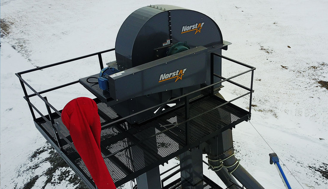 norstar bucket elevator head