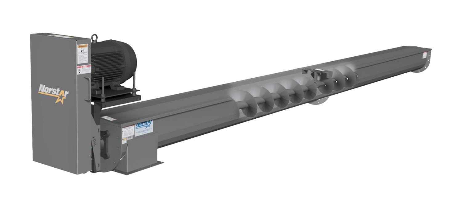 Norstar Industrial Screw Conveyors