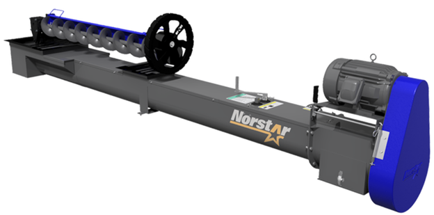 Norstar U-Trough Unload
