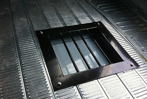 Unload Sump Configurations